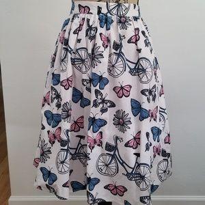 Flit and Flirt Skirt